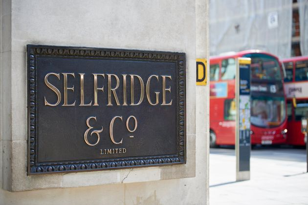 Selfridges Is Selling Suit Bags Made From Recycled Plastic