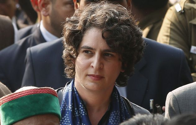 Priyanka Gandhi Takes Charge As Congress General Secretary, Says She Stands By Robert