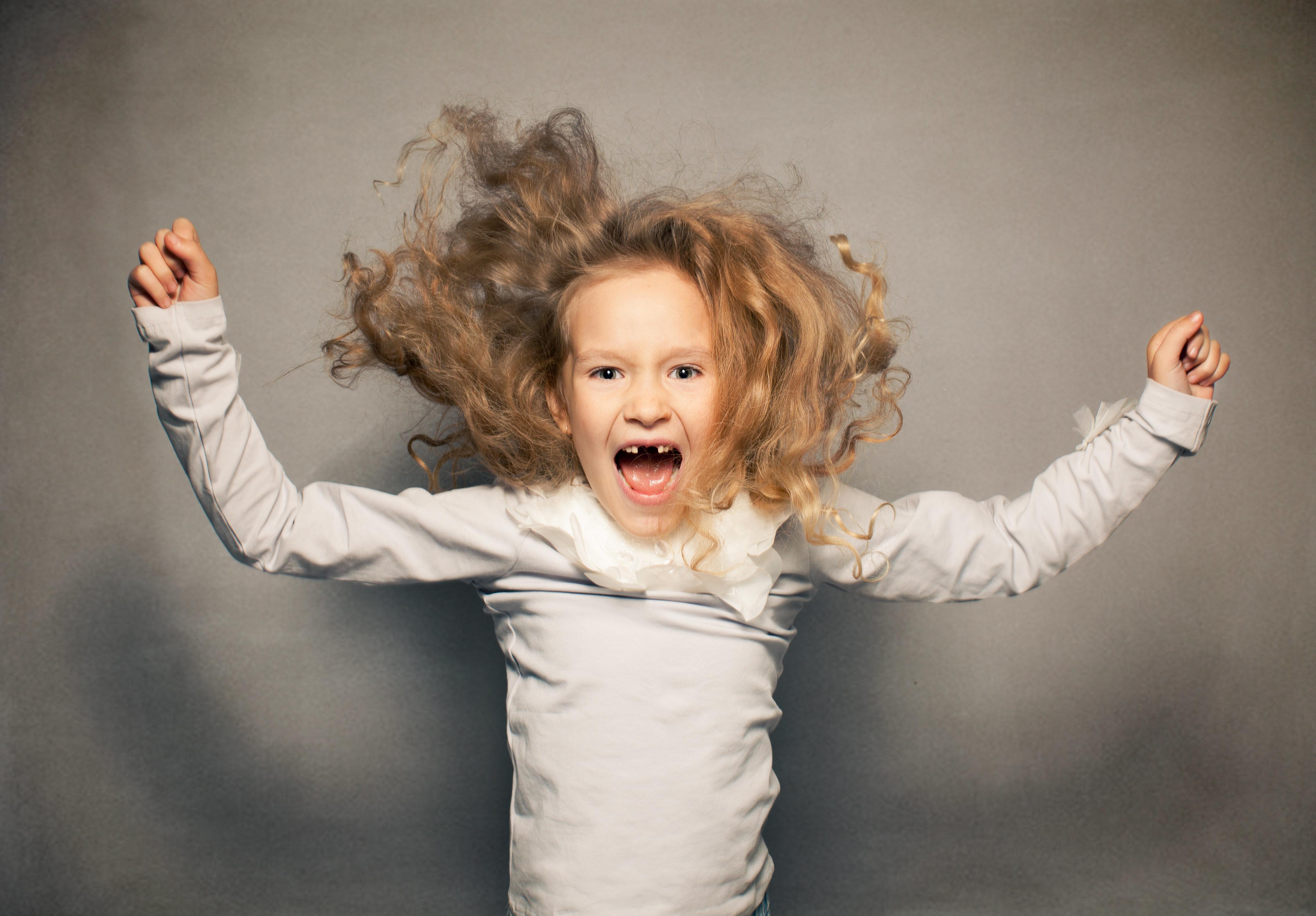 Wilder, lauter, sensibler: So geht ihr mit gefühlsstarken Kindern
