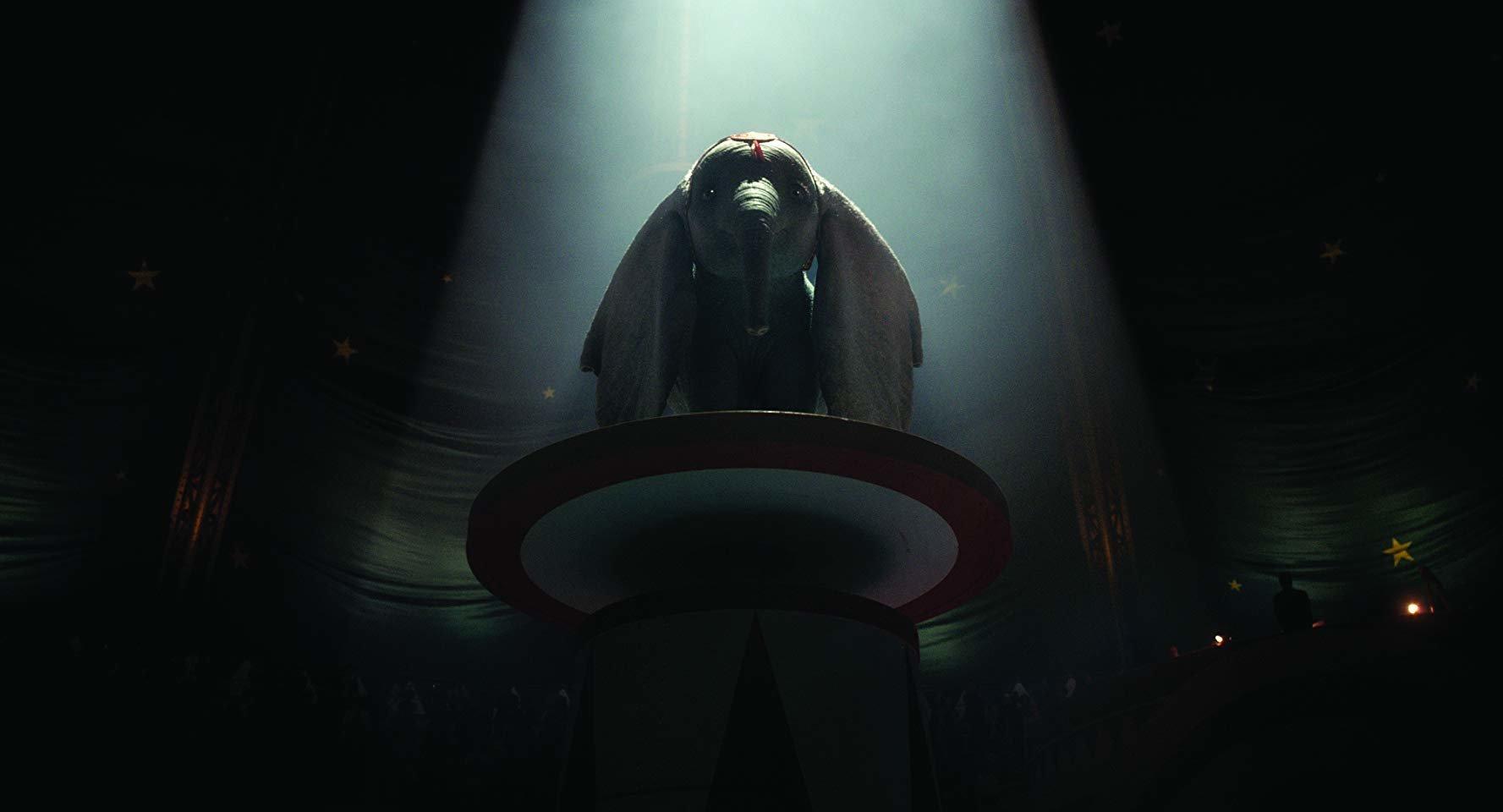 Está entre nós o trailer de 'Dumbo', que mostra o elefantinho