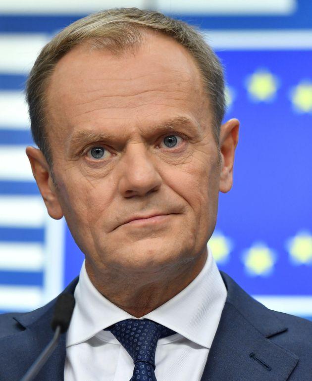 Τουσκ: Η ΕΕ δεν θα κάνει νέα πρόταση για το Brexit. «Ειδικό μέρος στην κόλαση» για τους υποστηρικτές