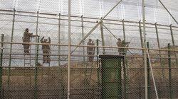 A Melilla, la Guardia Civil sauve un migrant caché dans le double fond d'une