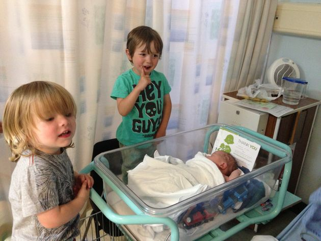 Birth Diaries: 'I've Given Birth To 3 Beautiful Boys But Never Had A Single