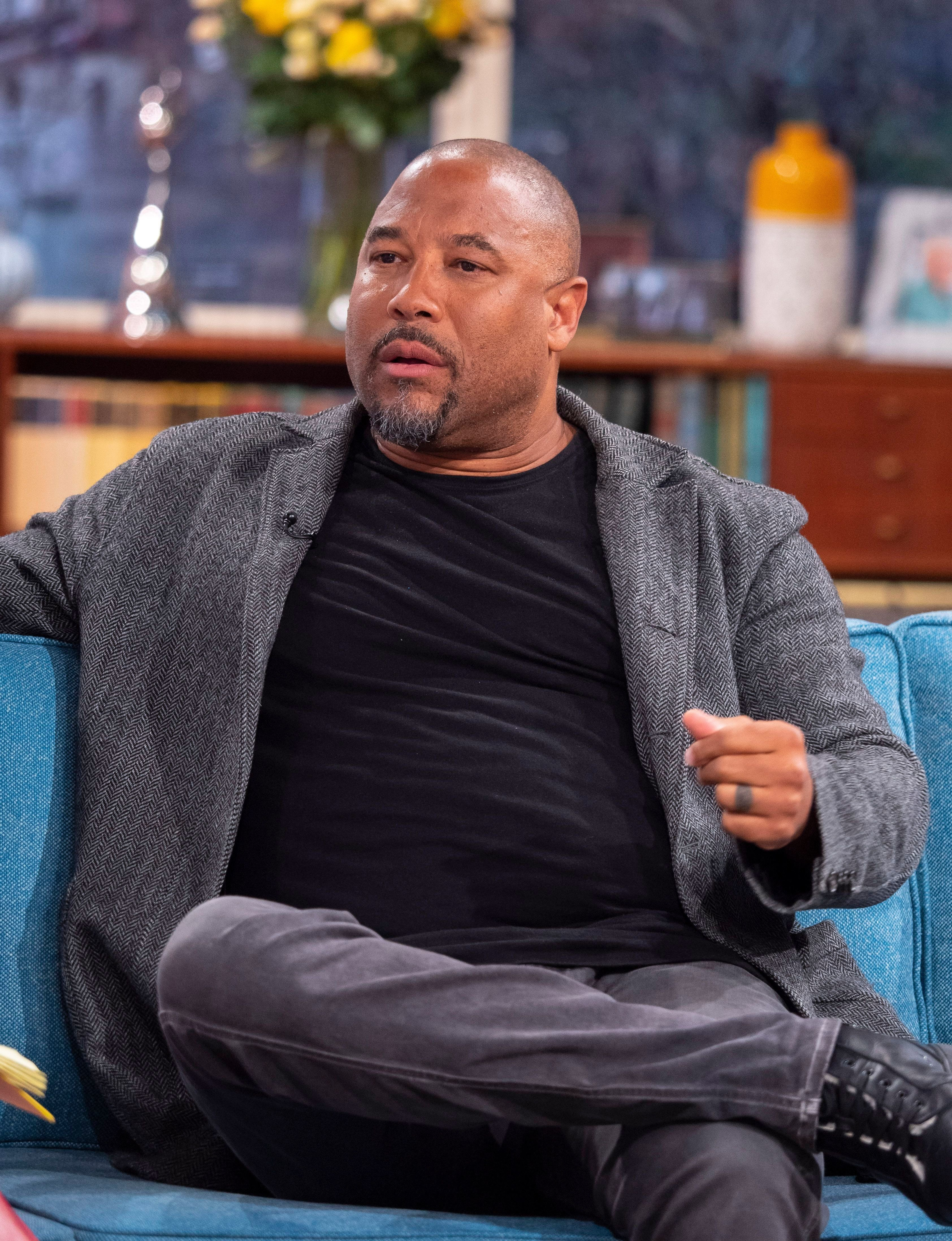 John Barnes Brands Piers Morgan 'Hypocritical' And 'Insulting' Amid Liam Neeson