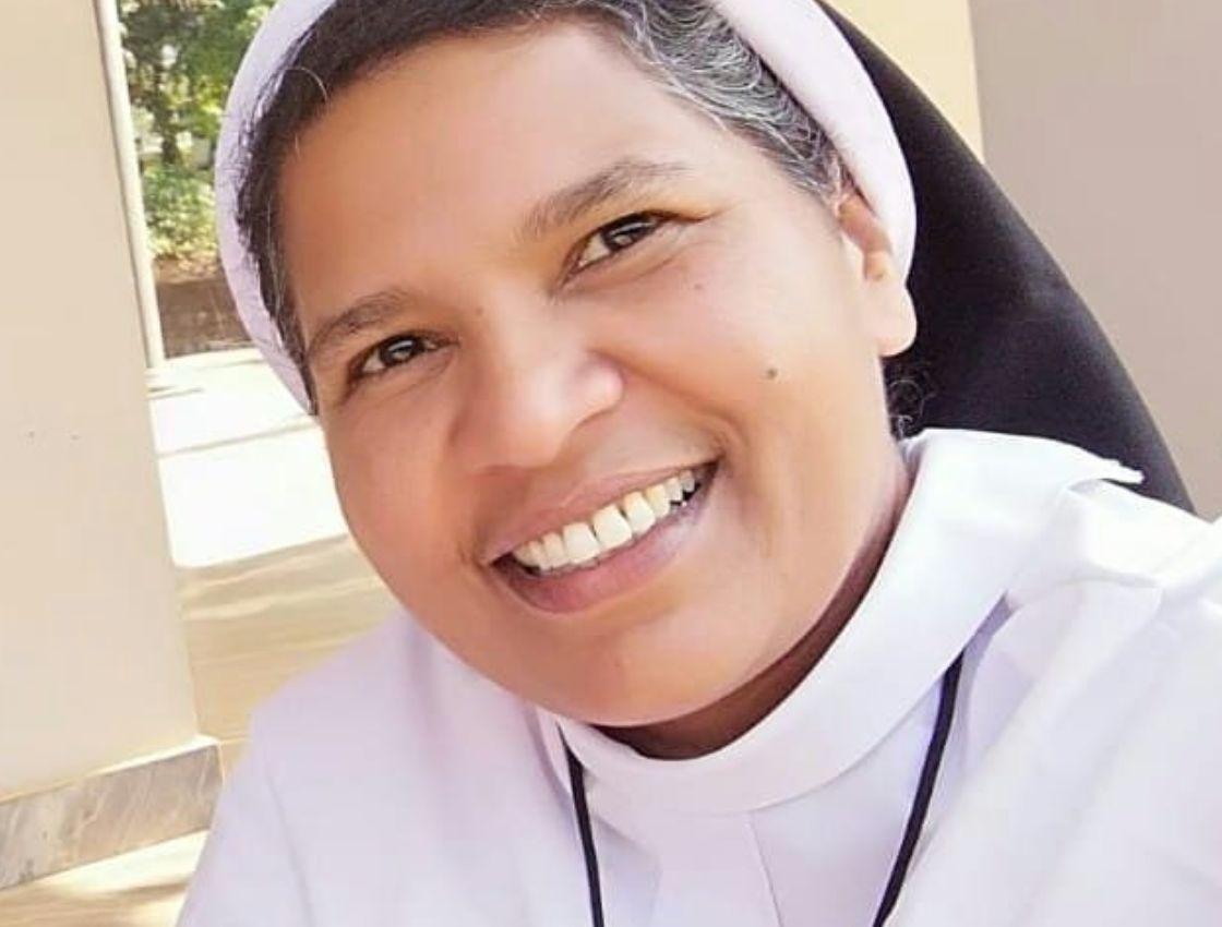 Esta freira luta para acabar com o abuso sexual nas igrejas da
