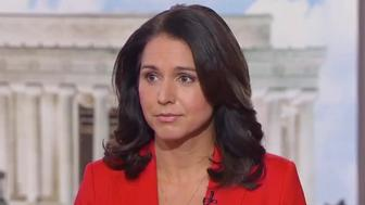"""Assad is not the enemy of the United States,"" said Gabbard. ""because Syria does not pose a direct threat to the United States."""