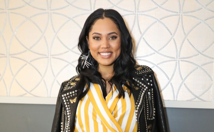 Ayesha Curry got real about one of the toughest rules to enforce at the dinner table.