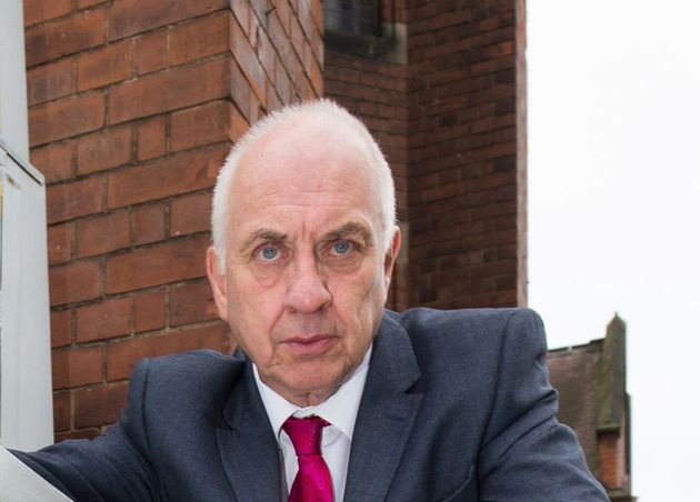David Jamieson, West Midlands police and crime commissioner.