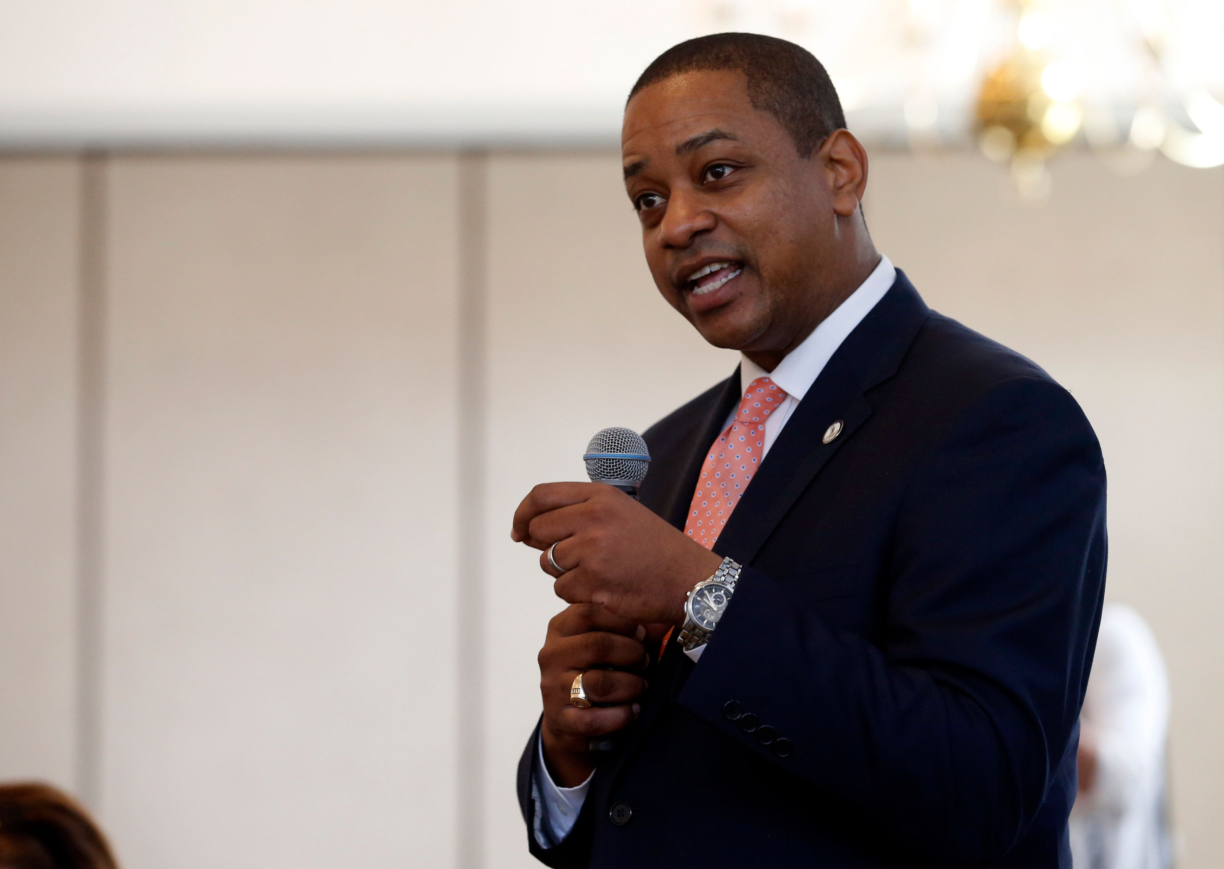 Justin Fairfax's Accuser Comes Forward, Details Alleged Sexual
