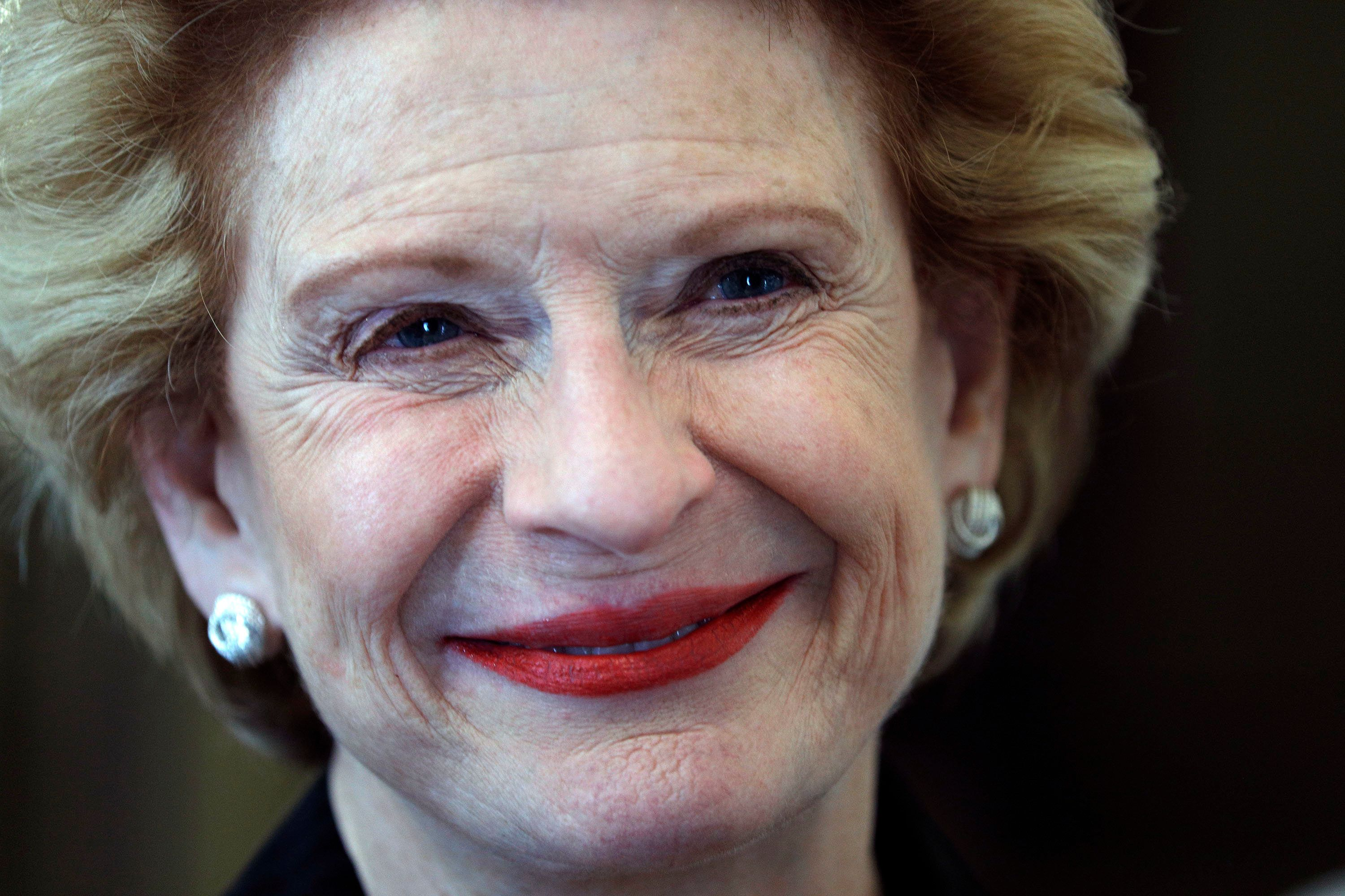Sen. Debbie Stabenow: I Wasn't Sleeping At SOTU, I Was Trying Not To