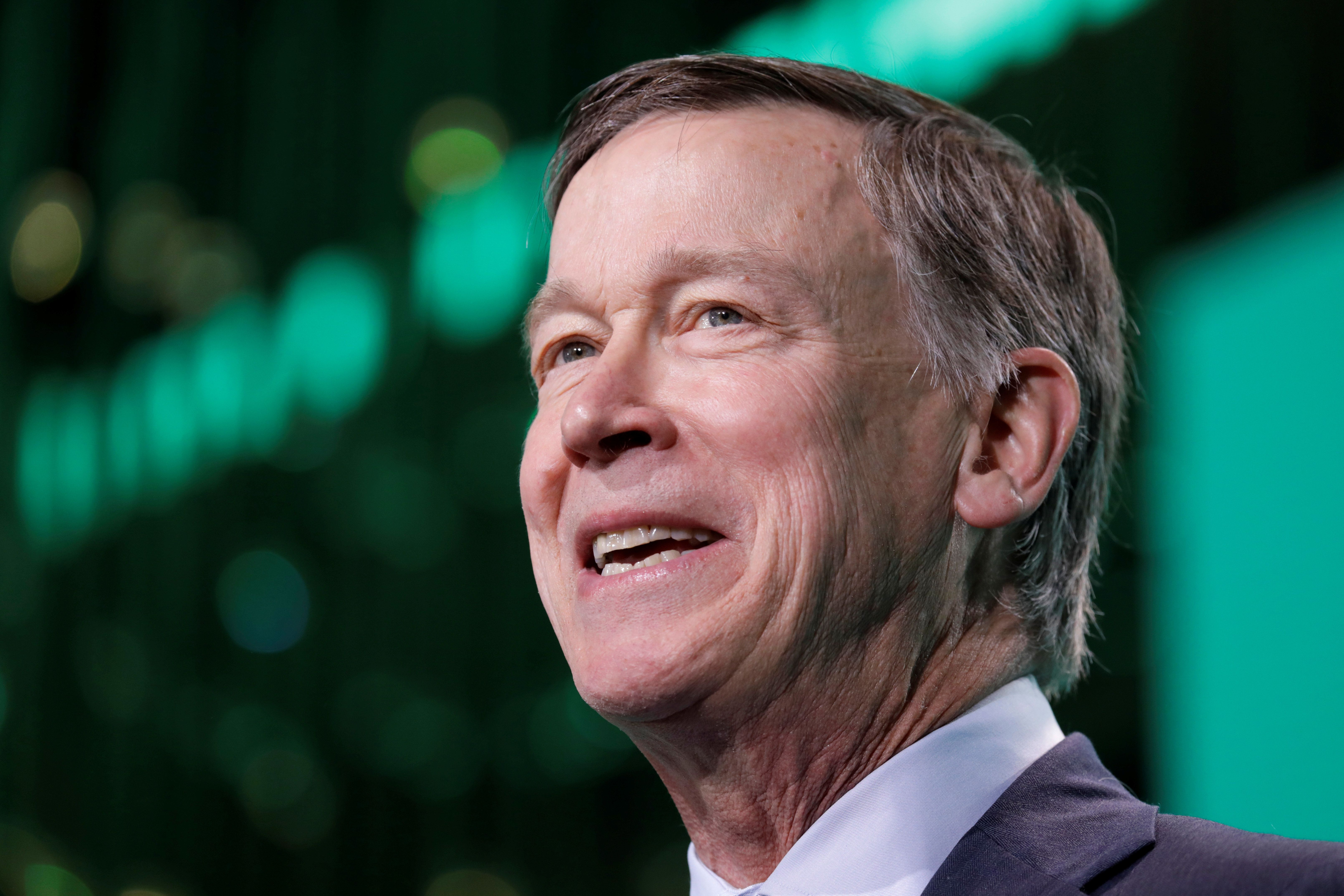 Former Colorado Gov. John Hickenlooper announced his presidential candidacy on Monday in a campaign video that ticked off his