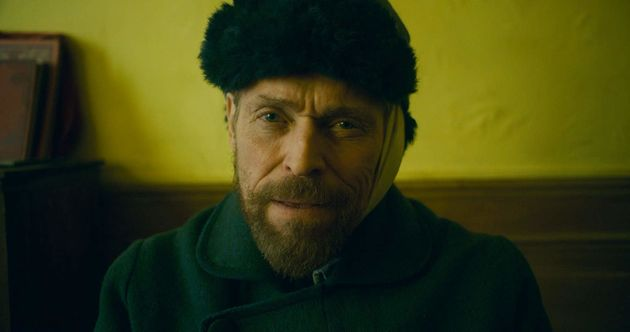 William Dafoe interpreta com maestria o pintor atormentado van