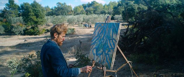 Diretor aposta nas luzes para explorar relação de van Gogh e mundo