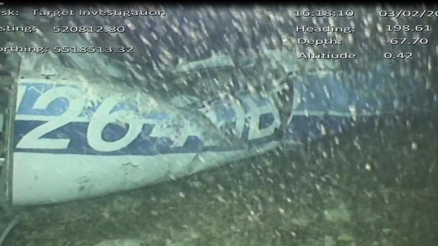 Emiliano Sala: Body Recovered From Wreckage Of Plane Carrying Footballer And