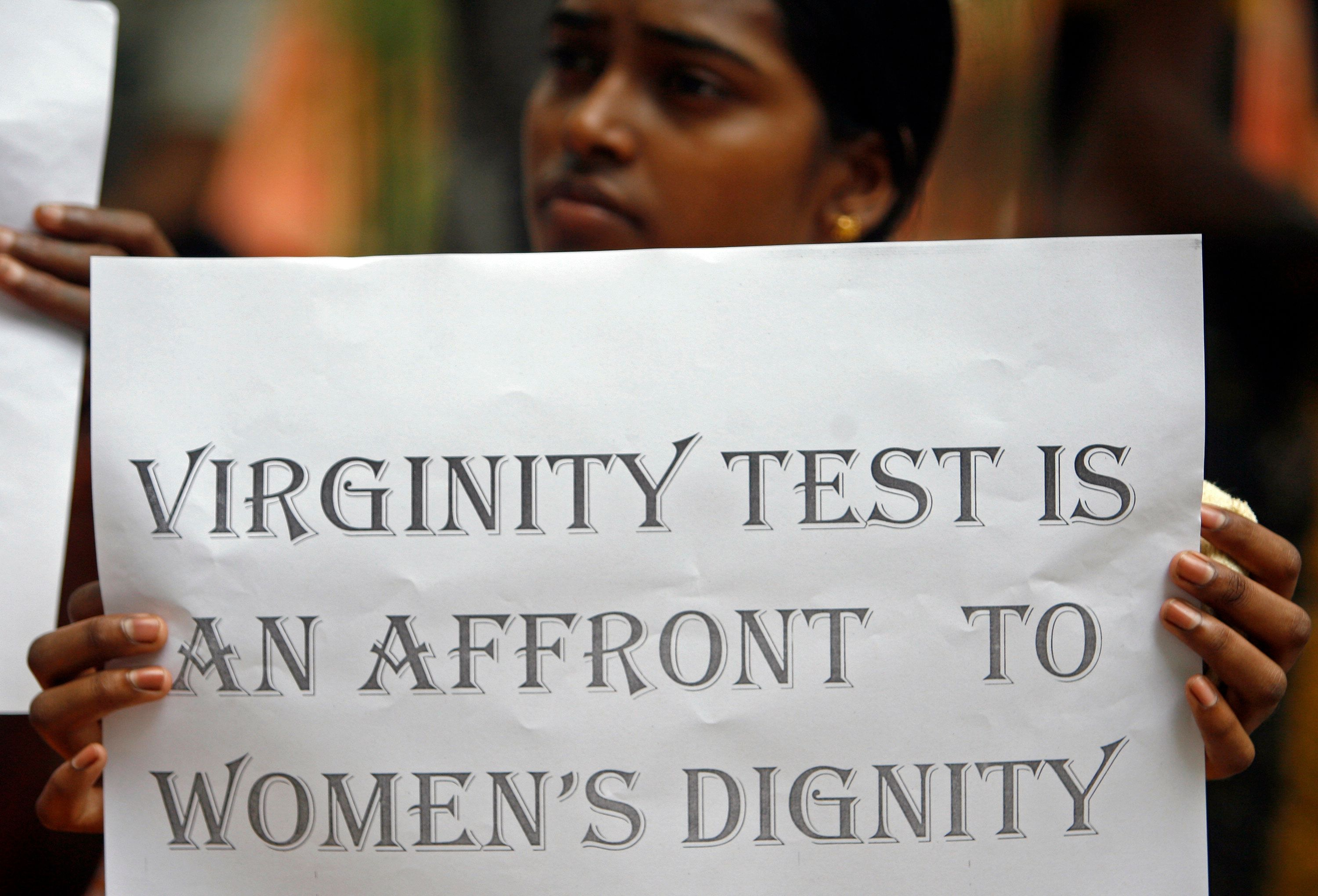 Virginity Test Will Be Considered A Form Of Sexual Assault: Maharashtra