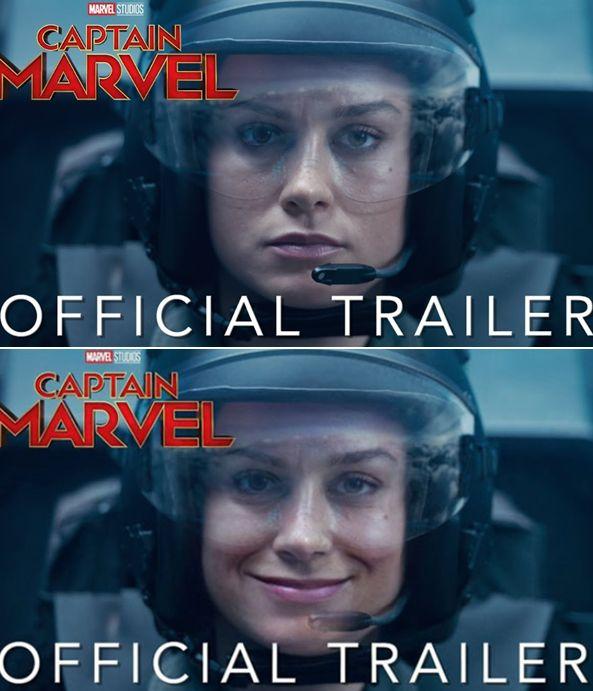 '캡틴 마블'에 쏟아지는 저주가 바로 '캡틴 마블'의 존재