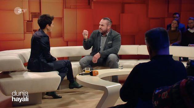 Anti-Mobbing-Coach Carsten Stahl bei Dunja