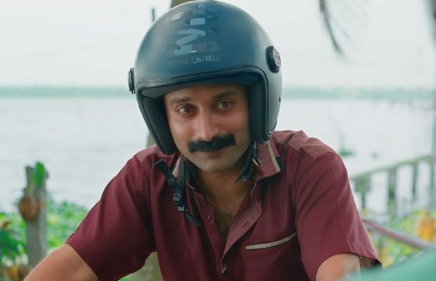 He plays a villain in the much-anticipated Kumbalangi