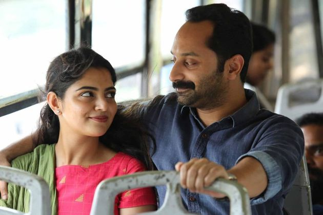 In Njan Prakashan, he played a mix of various Anthikad coming-of-age