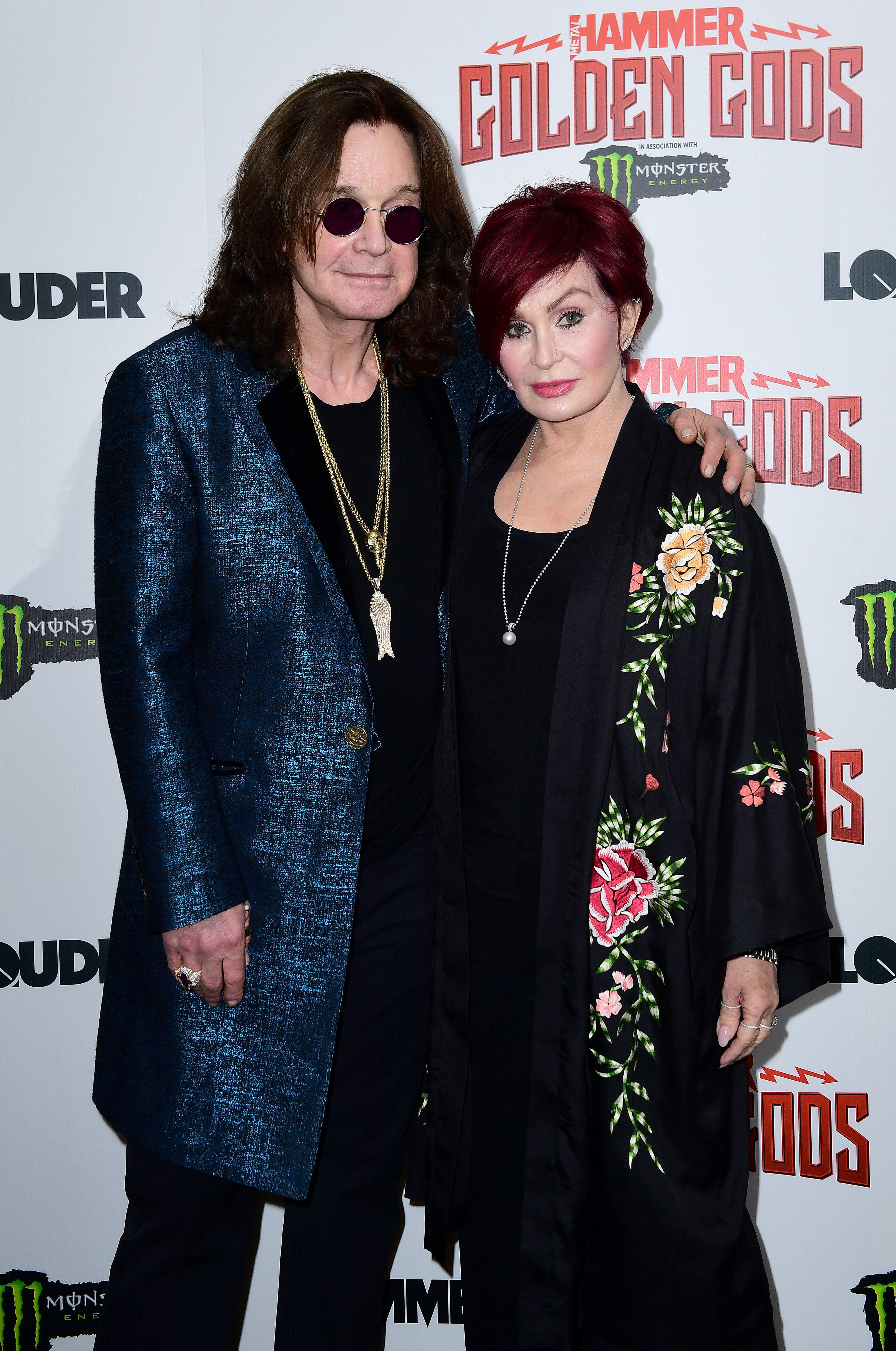 Ozzy Osbourne Taken To Hospital Suffering With 'Complications' From