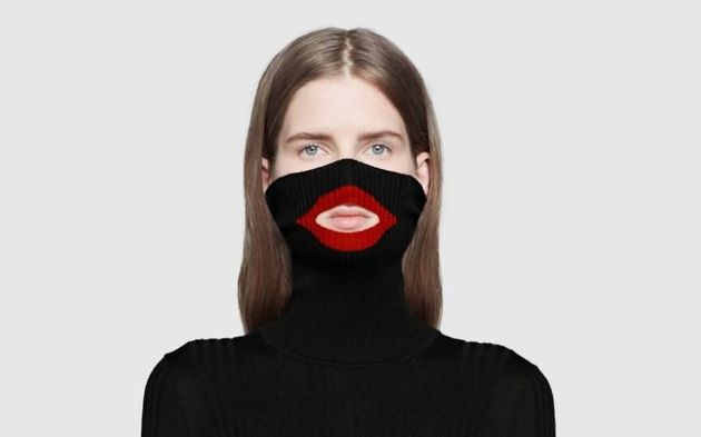 Gucci Apologises For 'Blackface' Jumper Following