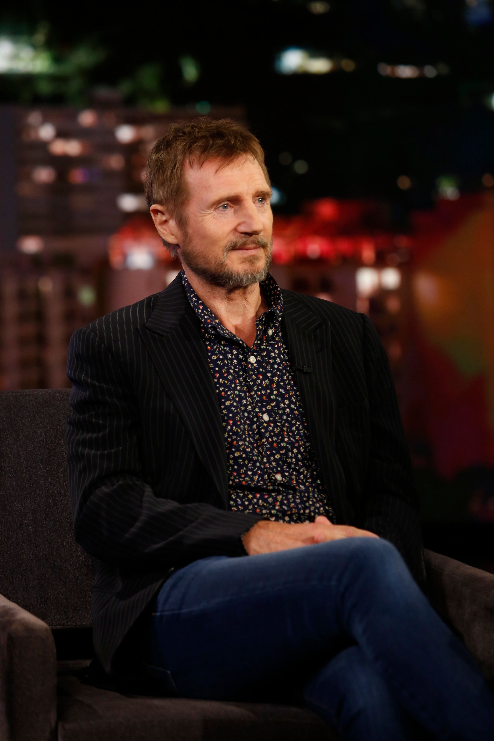 Liam Neeson Pulls Out Of US TV Interview Amid Race