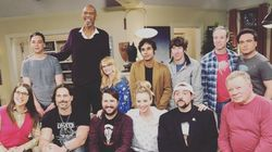 Melissa Rauch Is Actually In This Photo With Kareem