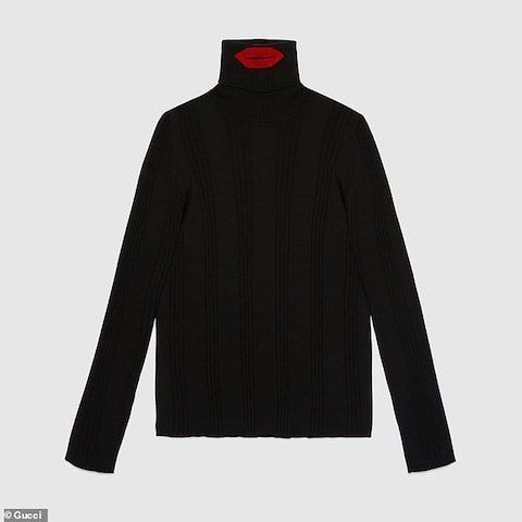 H Gucci αποσύρει πουλόβερ μετά την οργή των πελατών
