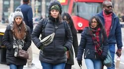 Britain Battered By 80mph Gusts Ahead Of An Even Windier