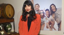 Jameela Jamil Wants To Talk About Women's Arm Hair (Or Lack Of) –Here's Why That