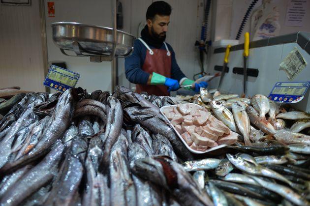 A Melilla, il faudra dorénavant un permis d'importation du poisson provenant du