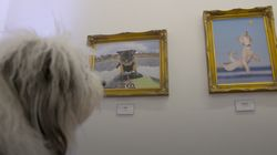 London's First National Paw-Trait Gallery