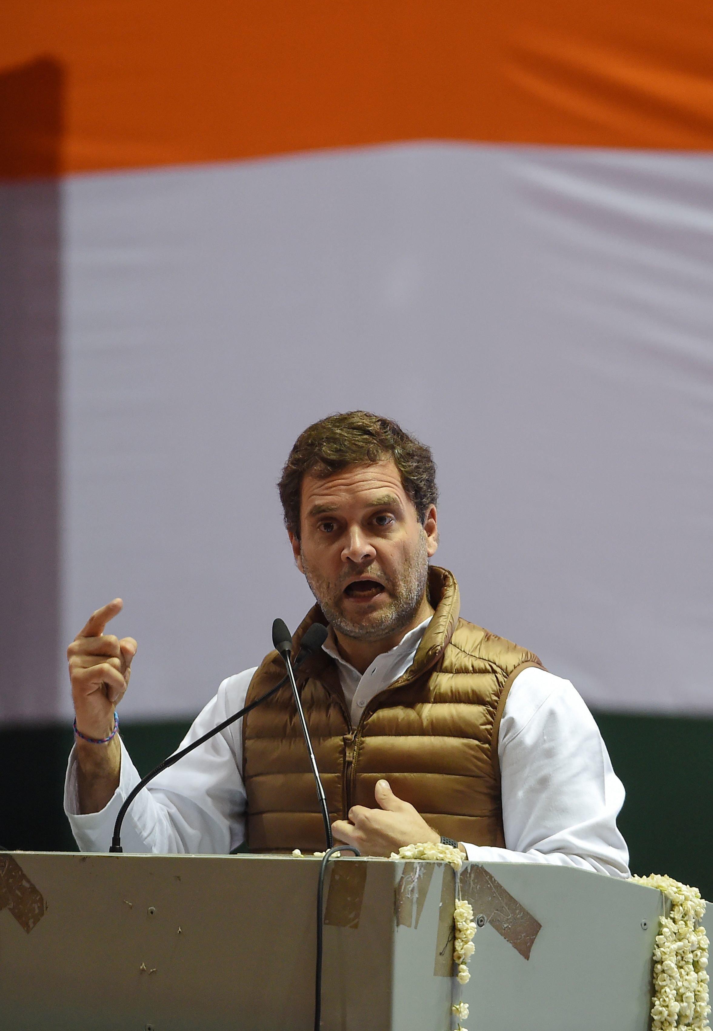 Rahul Gandhi Dares Narendra Modi For Debate, Calls Him A