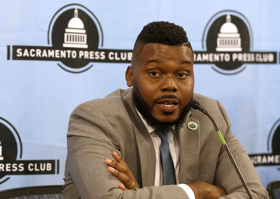 Stockton, California, Mayor Michael Tubbs has launched a program to provide universal basic income to a group of low-income r