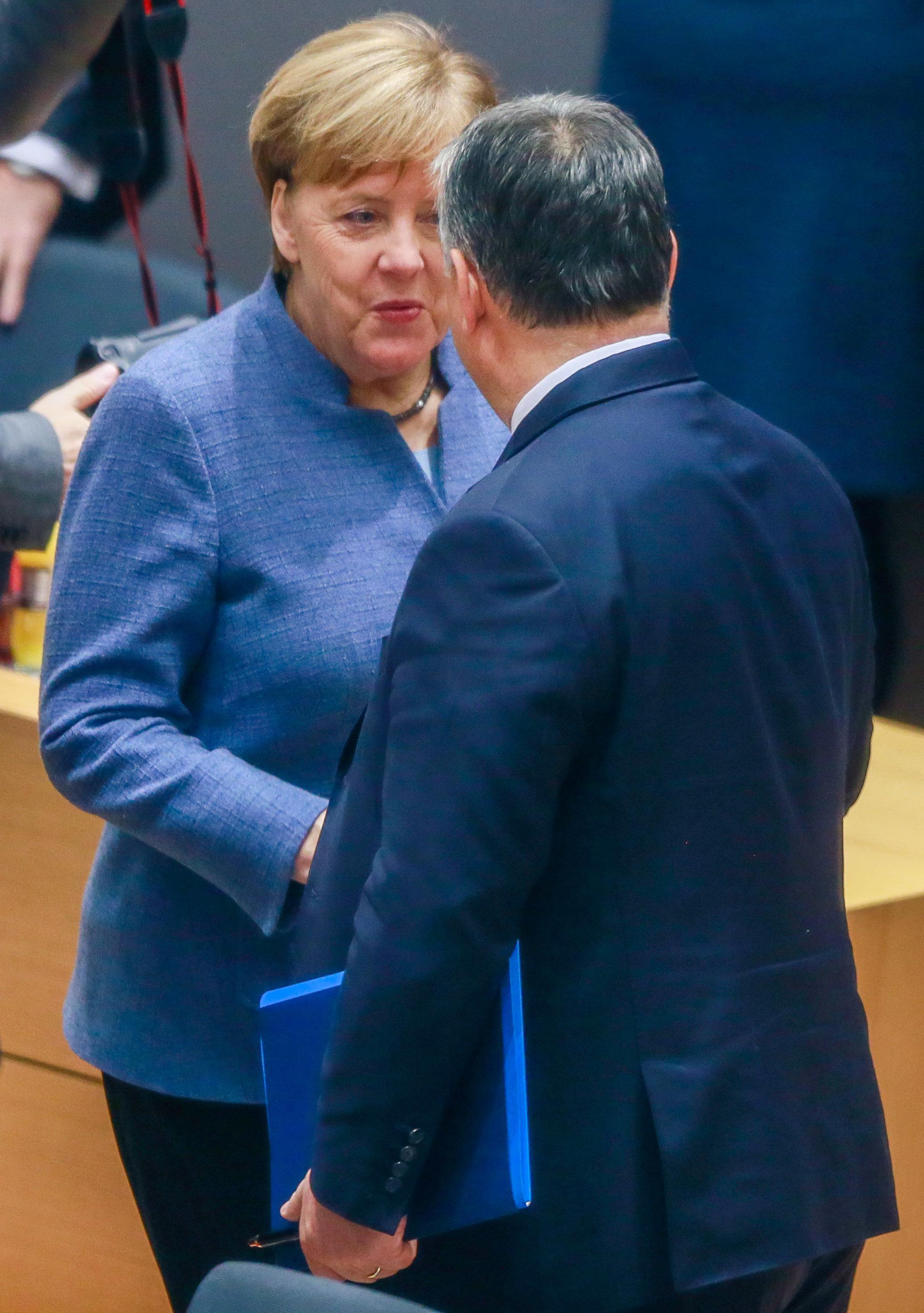 Migration: Merkel einigt sich auf gemeinsames Projekt mit Ungarn und