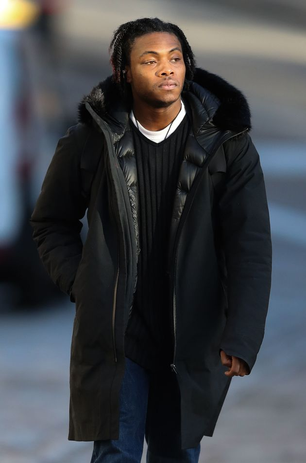Ceon Broughton denies manslaughter and supplying the
