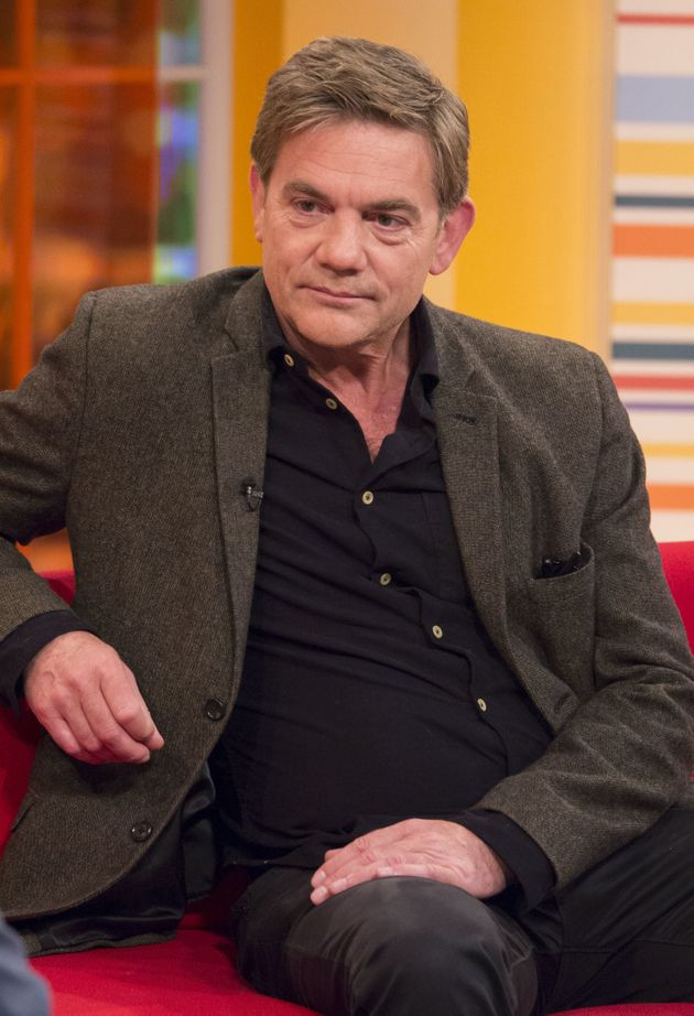 Holby City actor John Michie believes Broughton may have even filmed his daughter after she