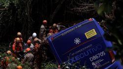 Temporal devasta áreas do Rio de Janeiro e deixa ao menos 6