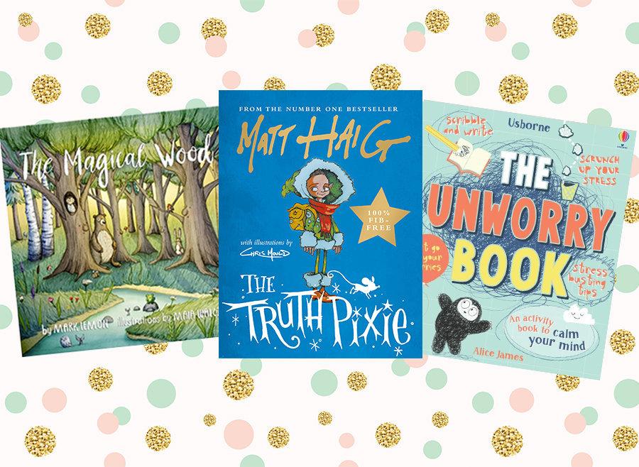 6 Children's Books To Kickstart Conversations About Mental