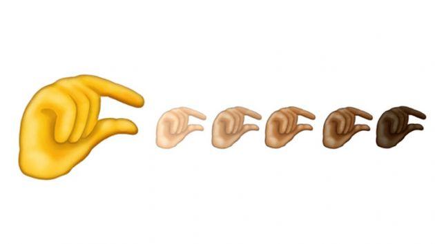 Το pinching hand ήρθε στα emoji αλλά όλοι φανταζόμαστε πως θα