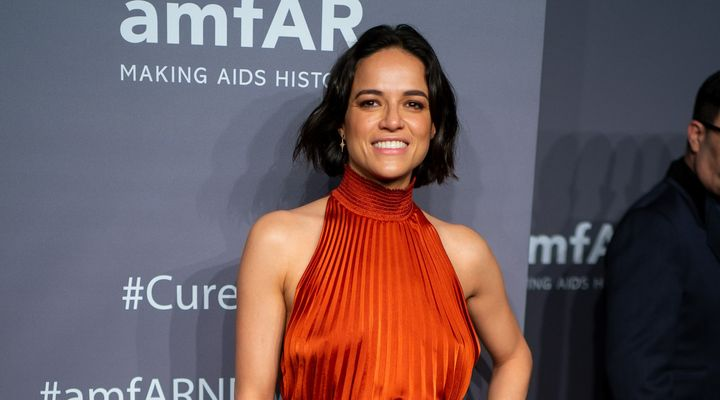 """Michelle Rodriguez had an interesting take on how we can judge Liam Neeson after his story about once wanting to kill """"black"""