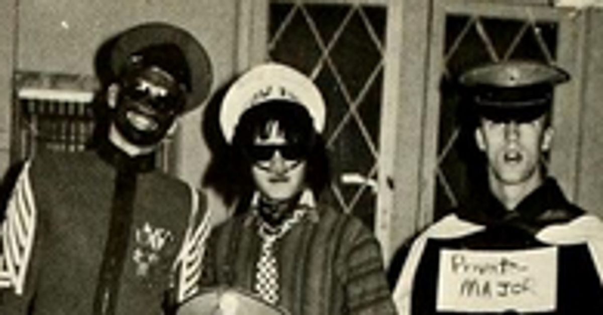 Virginia State Senator Tommy Norment Edited Yearbook With Blackface, Slurs thumbnail