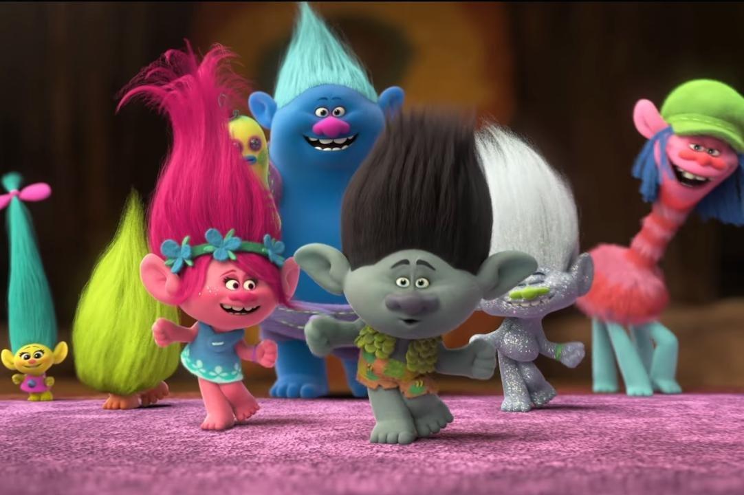 O parque Universal Studios de Orlando agora tem um troll pelado que peida