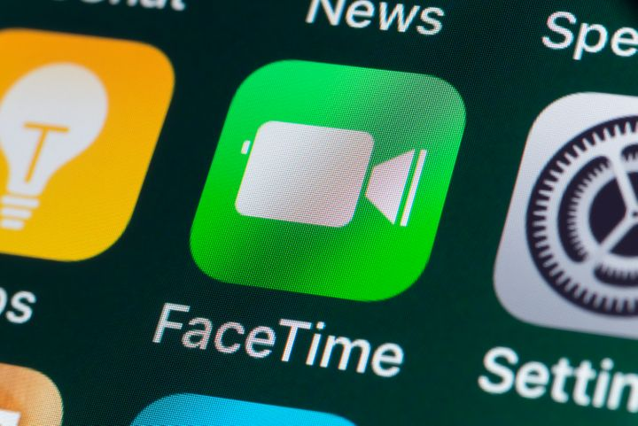 Apple has released a software update that fixes a glitch that allowed users to listen to and watch other FaceTime callers, ev