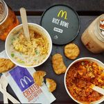 Os 10 lanches mais bizarros do McDonald's ao redor do