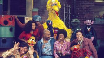 """Sesame Street"" celebrates 50 years of children's programming this year."