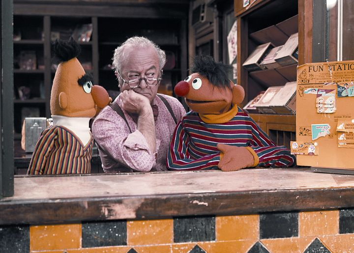 "The death of Mr. Hooper led ""Sesame Street"" to help kids learn about grieving."