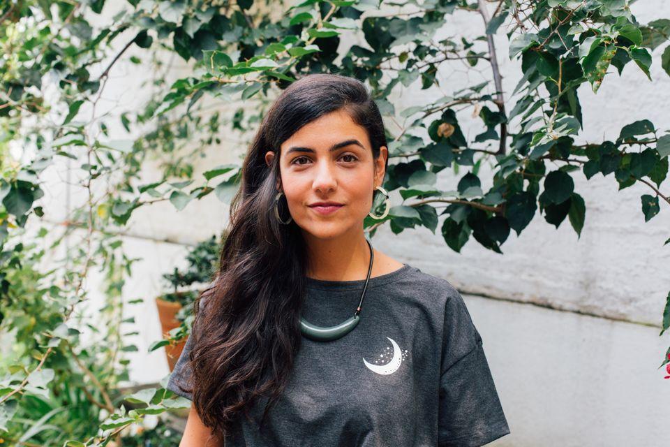 Anna Haddad é a 340ª entrevistada do