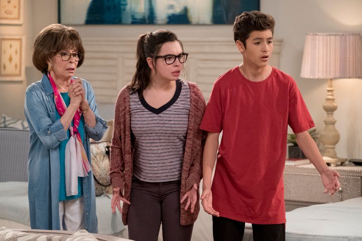 """""""One Day at a Time"""" on Netflix."""