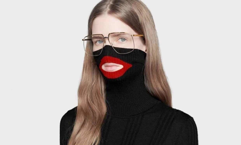구찌의 이 스웨터가 논란이 된